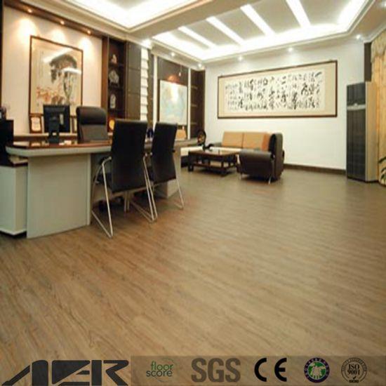 China High Quality 4mm Luxury Lvt Click Vinyl Plank Flooring China