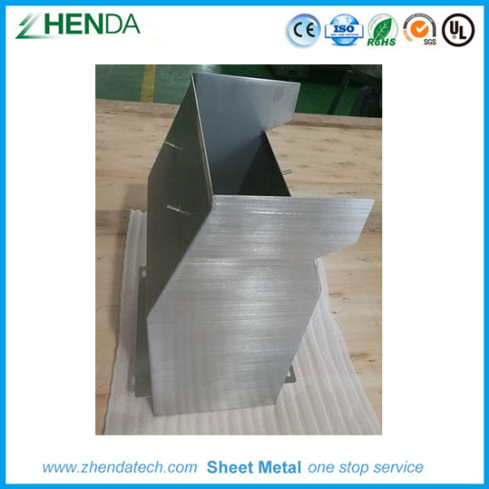 High Precision Stainless Steel Sheet Metal Fabrication