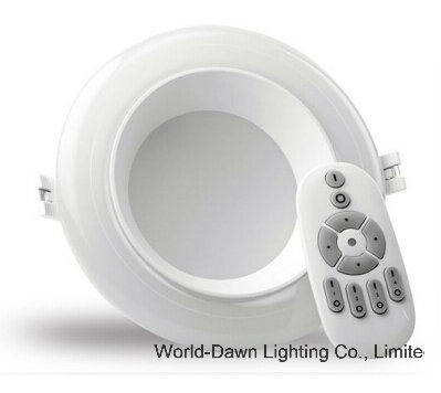 20W Recessed Dimmable & Colour Changeable COB Ceiling LED Downlight (WD-N4046C) pictures & photos