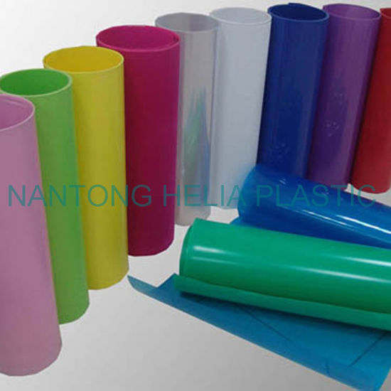 PVC Transparent Rigid Platsic Sheet for Blister Pack pictures & photos