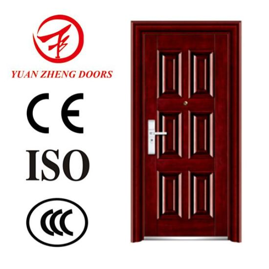 China Garage Price Interior Doors And Finished Surface Steel Door