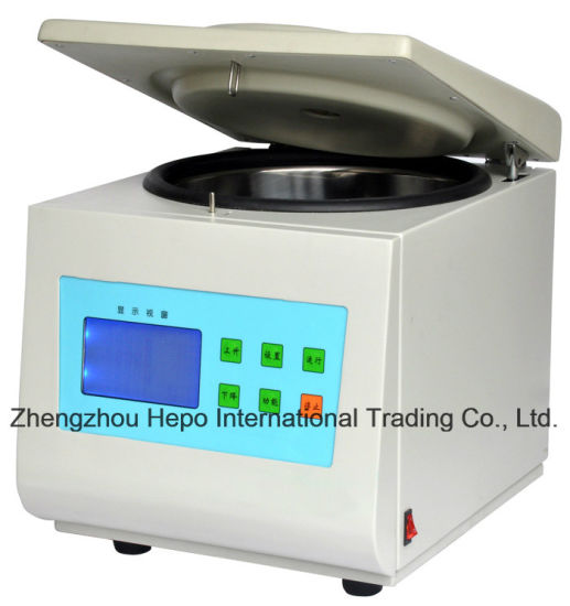 Bench Top High Speed Refrigeration Centrifuge (HP-CF16LM) pictures & photos
