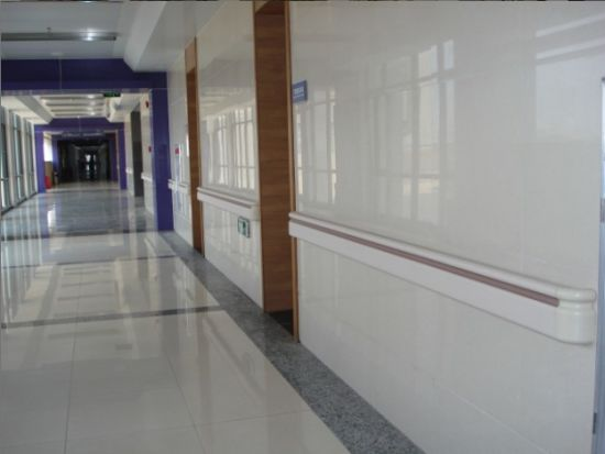 Hospital Wall Protection System Handrails on Sale pictures & photos
