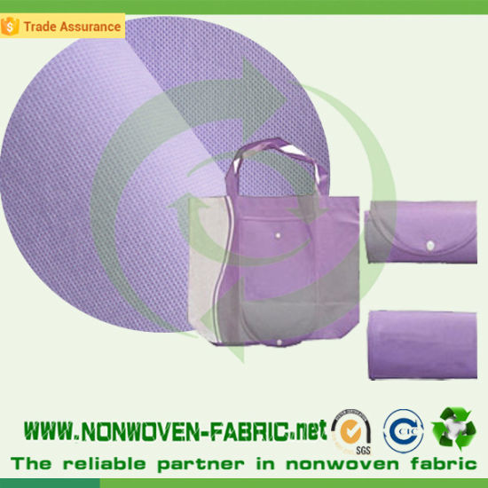 Cross Nonwoven Fabric for Shopping Bag pictures & photos