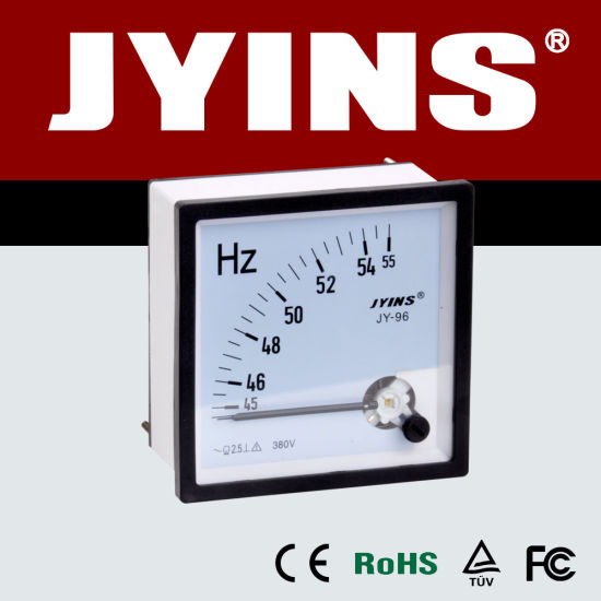 Reed Frequency Panel Meter (96 Hz Reed type) pictures & photos