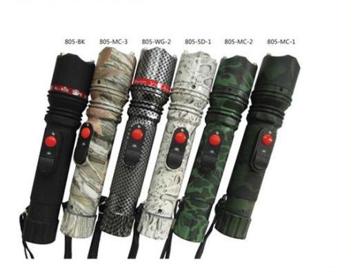 Body Guard Stun Gun LED Flashlight Self Defense (805)