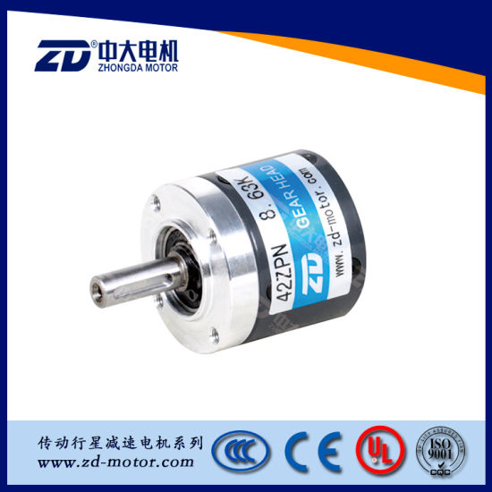 ZD MOTOR, TRANSMISSION PLANETARY GEARBOX. 32ZPN13K pictures & photos