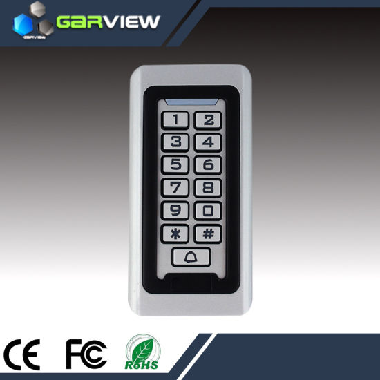 China Digital Card Access Control Keypad For Door Entry Systems