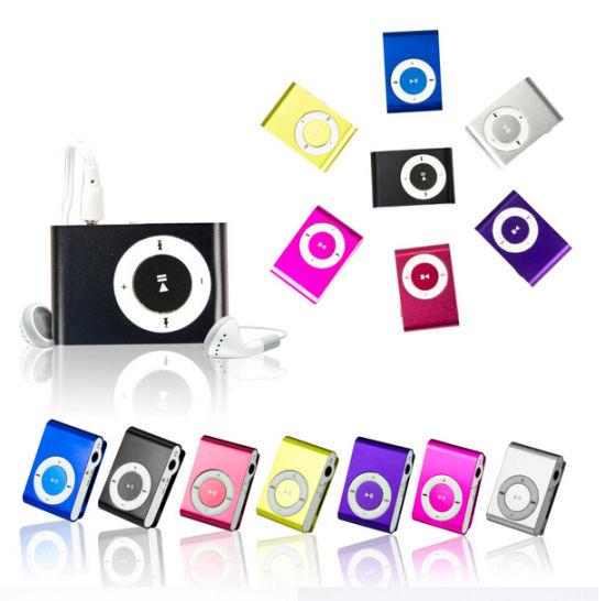 Wholesale Cheap Mini Clip MP3 Music Player Free Logo