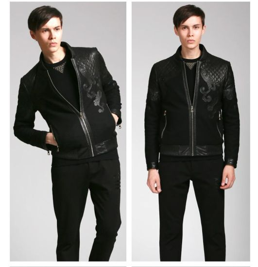 High Quality Famous Brand Leisure Style Jacket for Man pictures & photos