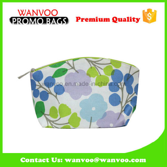 Pastoralism Cotton Toiletry Closet Storage Makeup Case for Young Ladies pictures & photos