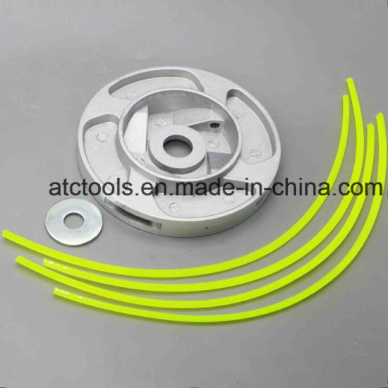 China Line Grass Alu Trimmer Head For Stihl Husqvarna Komatso Honda