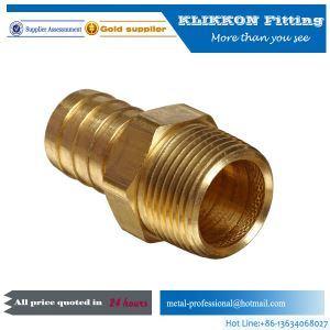 China Custom Designed Cast & Machined High Precision Brass