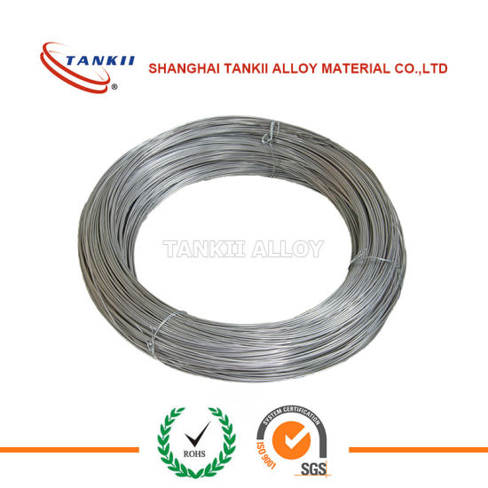 Nickel Alloy Wire Nichrome 675/NiCr6015 pictures & photos