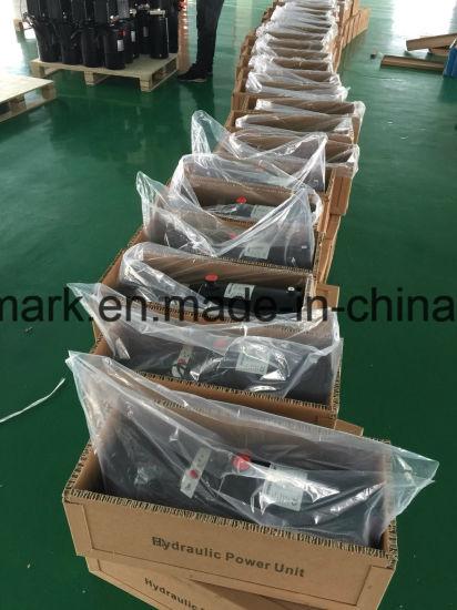 China Hydraulic Power Unit, Hydraulic Pump, 12V Single Acting, 8qt