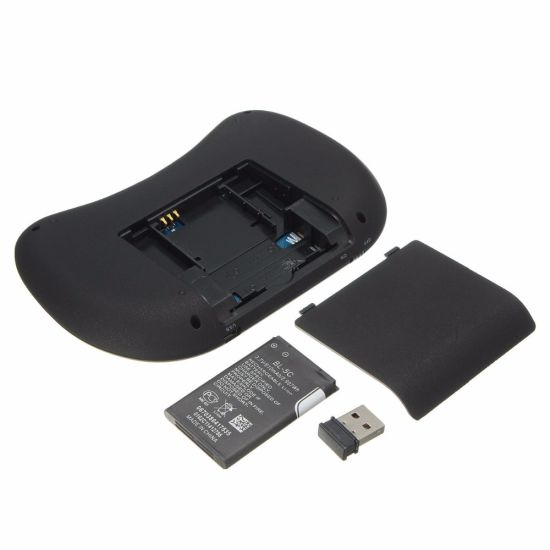 Wechip Mini I8 Air Mouse Wireless Keyboard pictures & photos