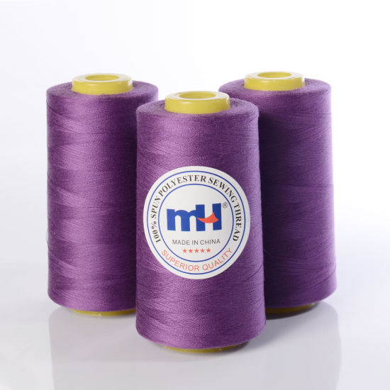 Superior Quality 40/2 40s/2 100% Spun Polyester Sewing Thread