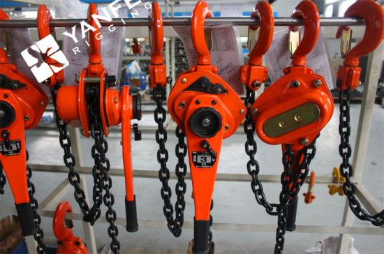 Lever Hoist for Lifting, Lever Block pictures & photos