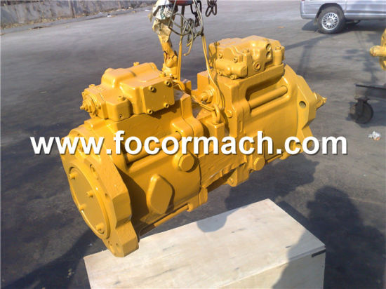 The Pump Used in Daewoo Excavator Selected Kawasaki Sk Series Sk460/480 and Some Other Models pictures & photos