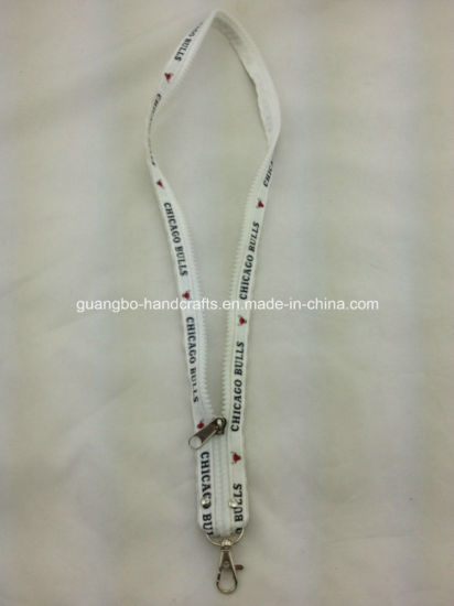 Neck Strap with Clear PVC Badge pictures & photos