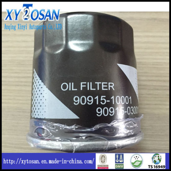 Hotsales Spare Parts Hydraulic Oil Filter 90915-Yzze1 for Toyota