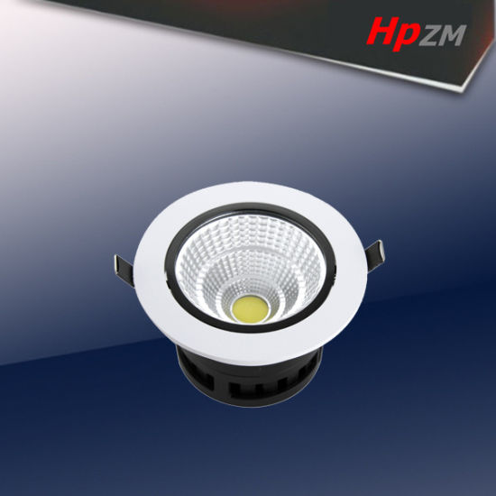 9W 12W 15W COB Ceiling Lighting LED Downlight pictures & photos