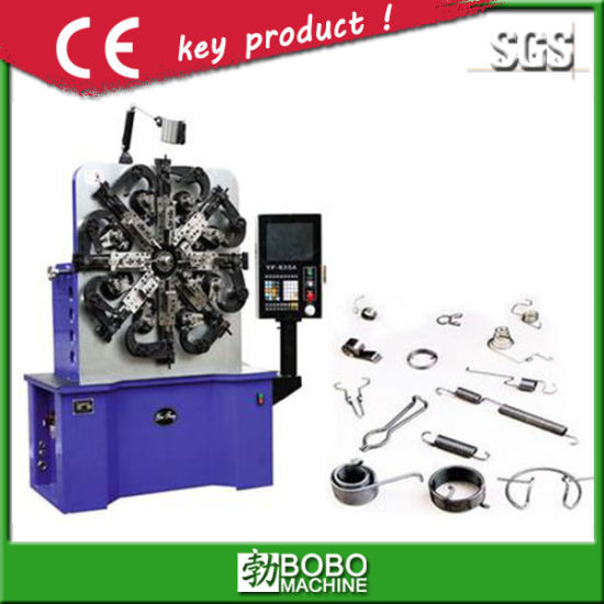 Automatic Spring Forming Machine Wire Spring Making Machine