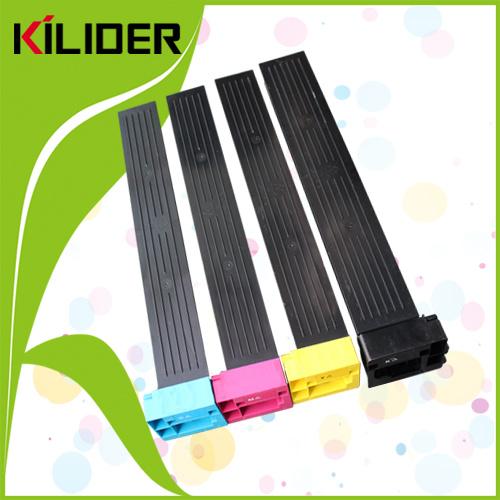 Tn-711 Konica Minolta Universal Copier Color Printer Toner Cartridge (Bizhub C654 C754)