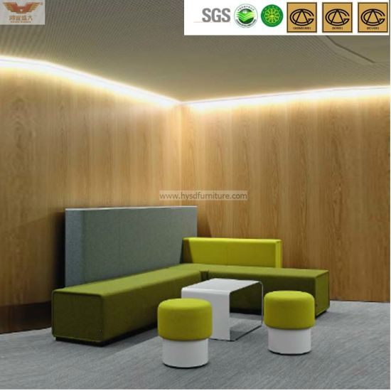DIY Design Curve Leisure Combination Morden Sofa