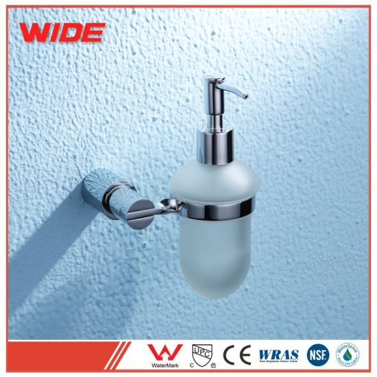 China Wall Mount Bathroom Manual Liquid Soap Dispenser China Soap