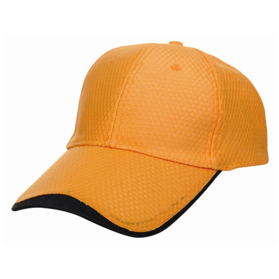 China Wholesale Plain Blank Polyester Running Hat pictures & photos