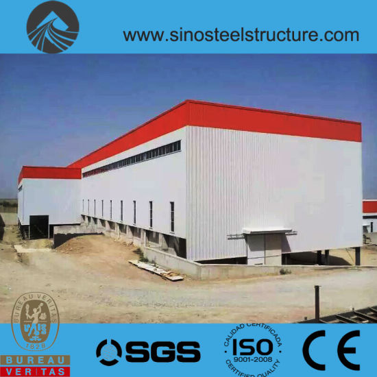 Ce ISO BV SGS Pre-Engineered Steel Construction Warehouse (TRD-100) pictures & photos