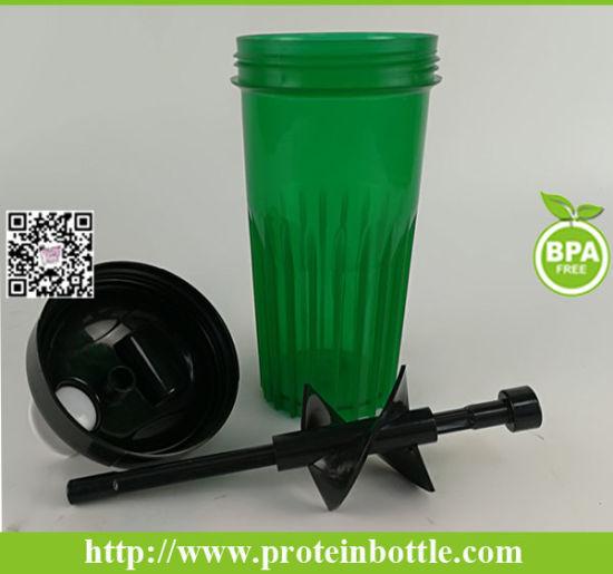 Wholesale Sport Shaker Plastic Shaker Bottle Protein Shaker