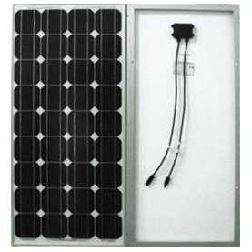 Hot Sale! ! ! 100W Mono Solar Panel High Efficiency and Competitive Price