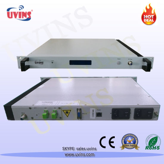 VOD 1550nm Direct Modulated Optical Transmitter RF Input Local Program