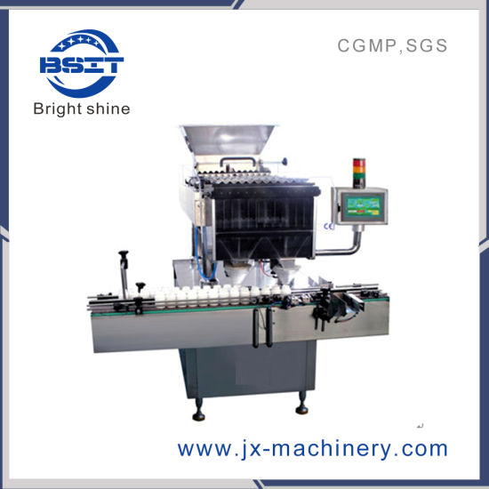 Tablet Electronic Counting Machine for SS316 (12 channels)