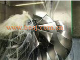 Compressor Wheel for Gt3776 Turbochargers China Factory Supplier Thailand pictures & photos