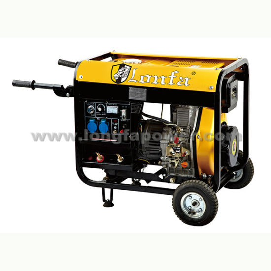 Cheap Price 3kw Diesel Generator Portable 3kv with Price Open Type pictures & photos