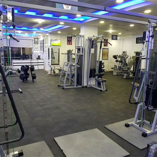 The best gym flooring options for home garage