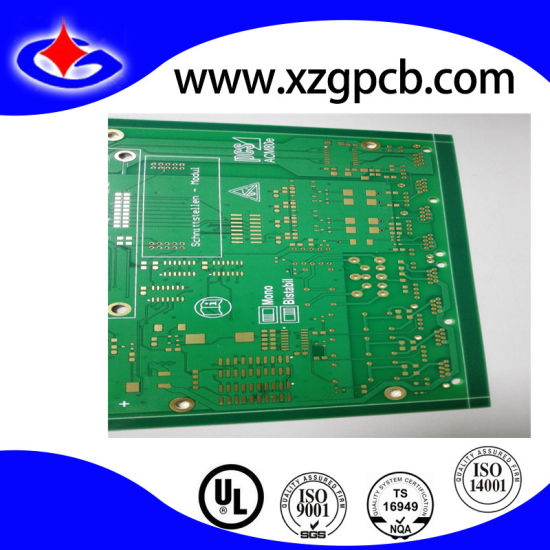 Terrific China Multilayar Circuit Board With Immersion Gold And Wire Bonding Wiring Digital Resources Bemuashebarightsorg