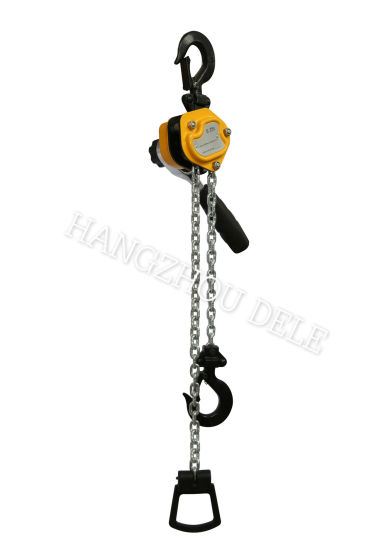 The Nylon Latch Mini Lever Hoist From 0.75t-9t pictures & photos