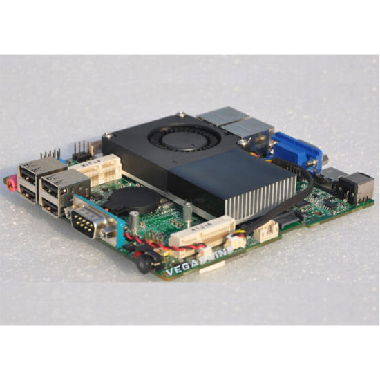 Intel® 1037u CPU Embedded Industrial Nano Motherboard 2 LAN
