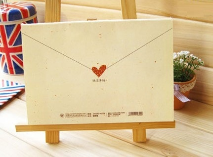 Custom Coloured Paper Envelope Printing pictures & photos