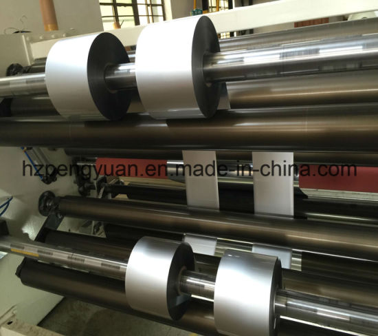 Aluminum Foil Film, Themal Insulation Foil for Lamination and Packing pictures & photos