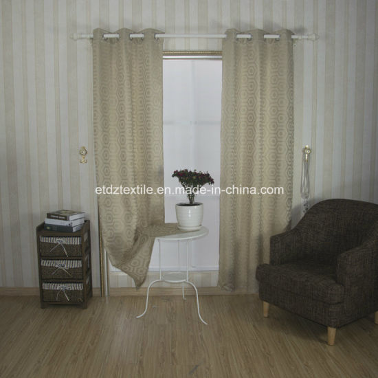 European American Popular Design of Window Curtain pictures & photos