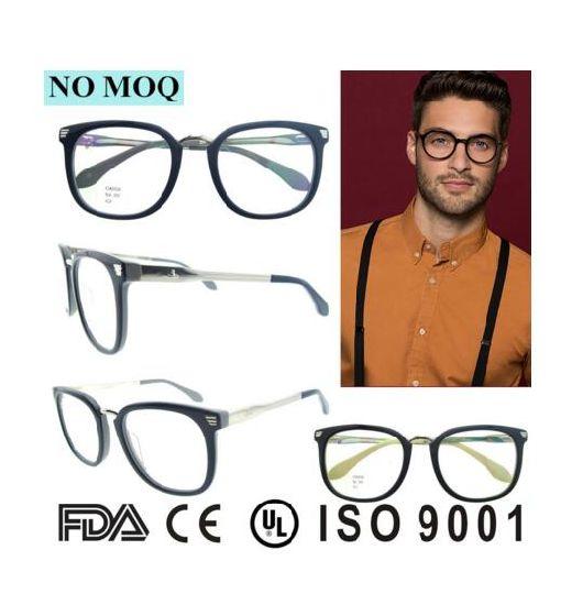 e2ee94e0360 Men Women Optical Popular Shape Designer Glassess Full-Rim Flexible Hinges  Eyeglasses pictures   photos