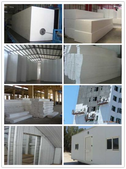 Fangyuan Excellent Quality EPS Insulation Wall Paneling Machine pictures & photos