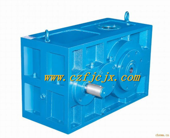 Zlyj Series Gear Box for Plastic Extruder Machine pictures & photos