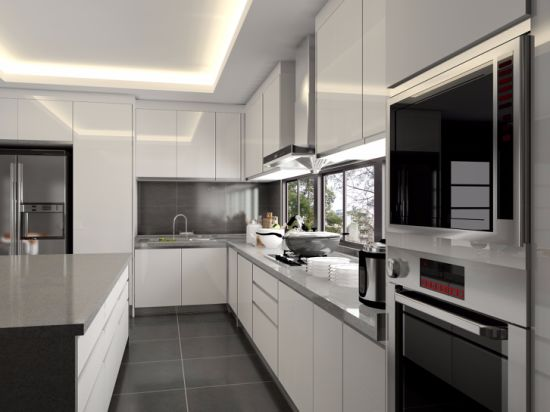 China High Quality Modern Cabinets Design Modular Kitchen Cabinet