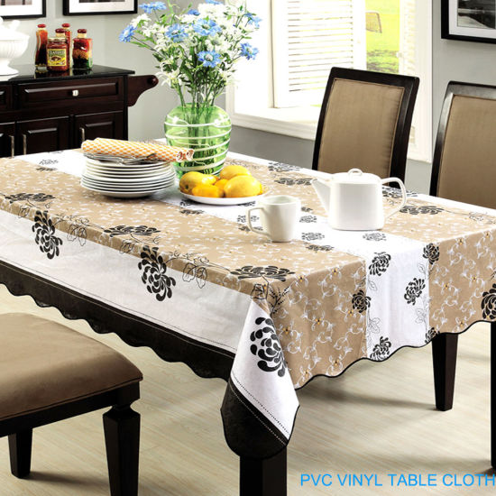 Promotion PVC Table Cloth for Marketing Campaign pictures & photos